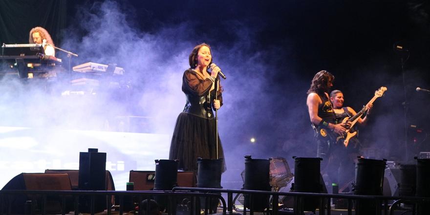 Mağusa Festival, Şebnem Ferah ile başladı