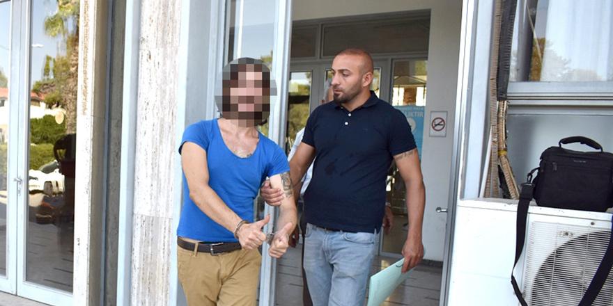 Evinde 5 gr uyuşturucu madde bulundu…