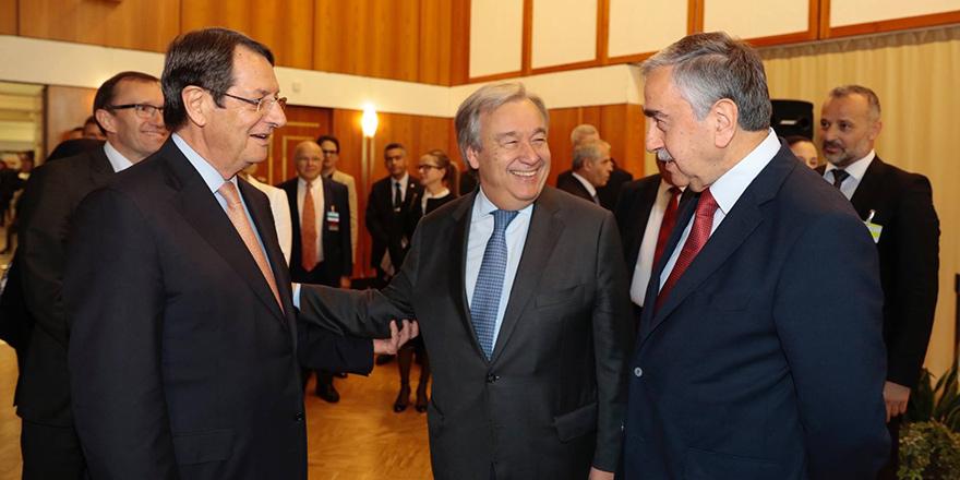 Liderlerden Guterres'e mektuplar...