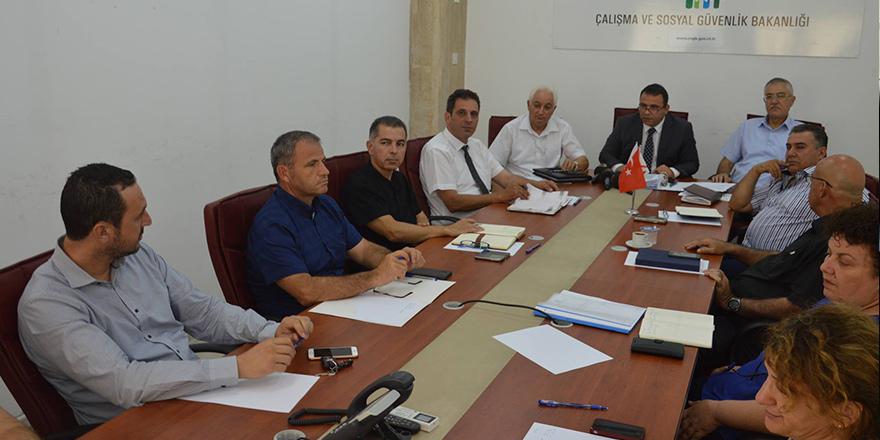 Asgari Ücret Tespit Komisyonu toplanıyor
