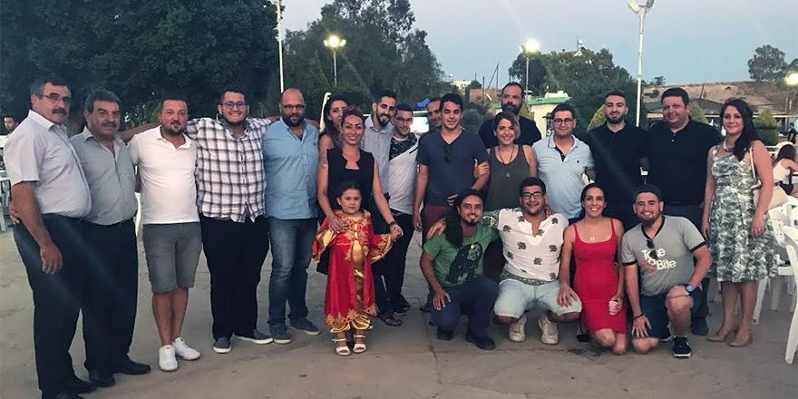 Gençler Kıbrıs kültürünü yaşatıyor