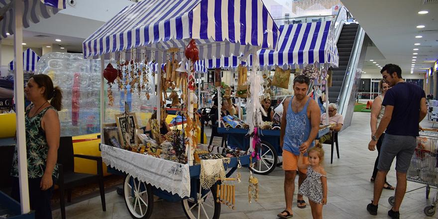 City Mall'da 'Salı Pazarı Projesi' fark yarattı