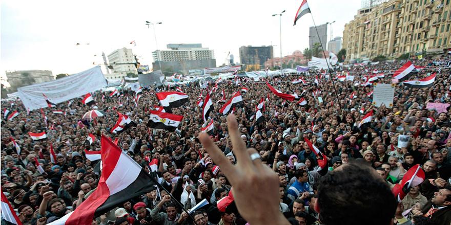 5 Eğilimli Ortadoğu ve Arap Dünyasındaki krizler