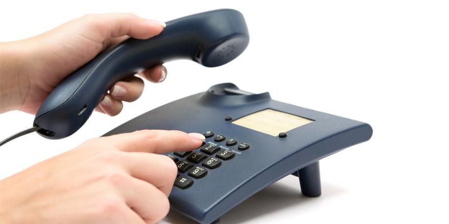 Telefon hatlarında kesinti olacak