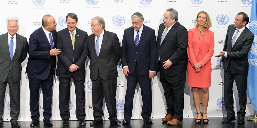 """""""Guterres çerçevesinde müzakerelere geri dönmeye hazırım"""""""