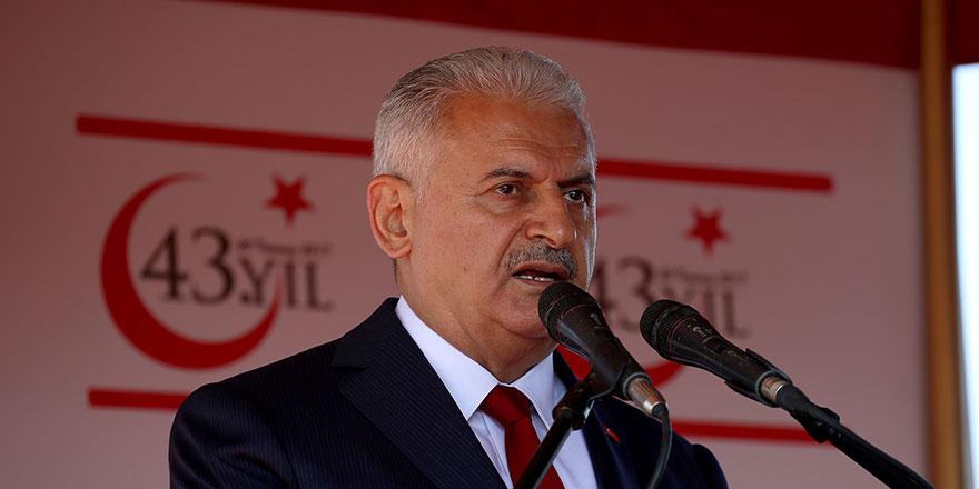 """""""Kıbrıs Türklerine haksızlık yapılıyor"""""""
