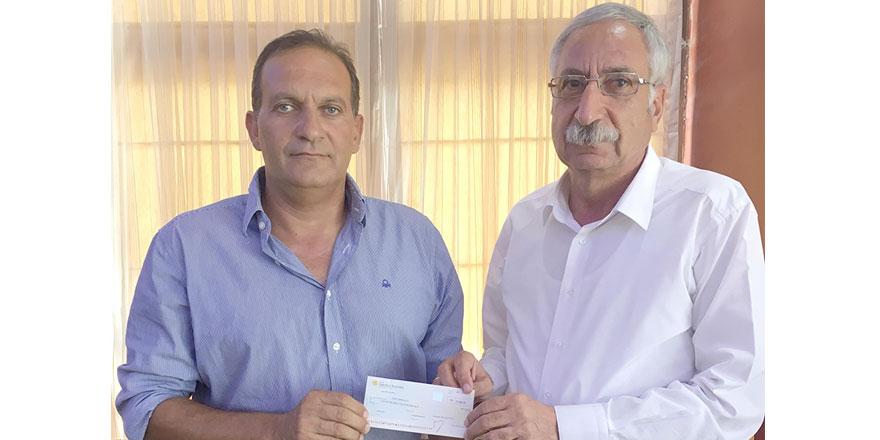 Ozanköy'e büyük katkı