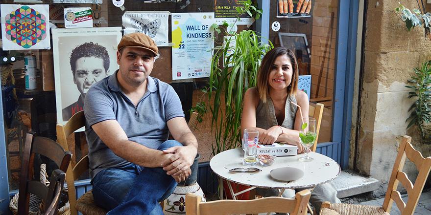 """Uygar Erdim;  """"Sadece Kıbrıs'ta değil her yerde farklı hikâyeler var"""""""