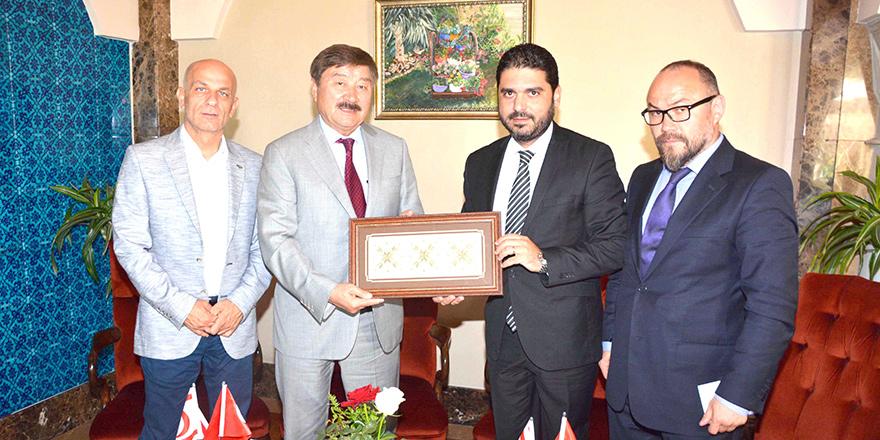 Kıbrıs Sağlık Turizmi Konseyi ile TÜRKSOY arasında işbirliği protokolü