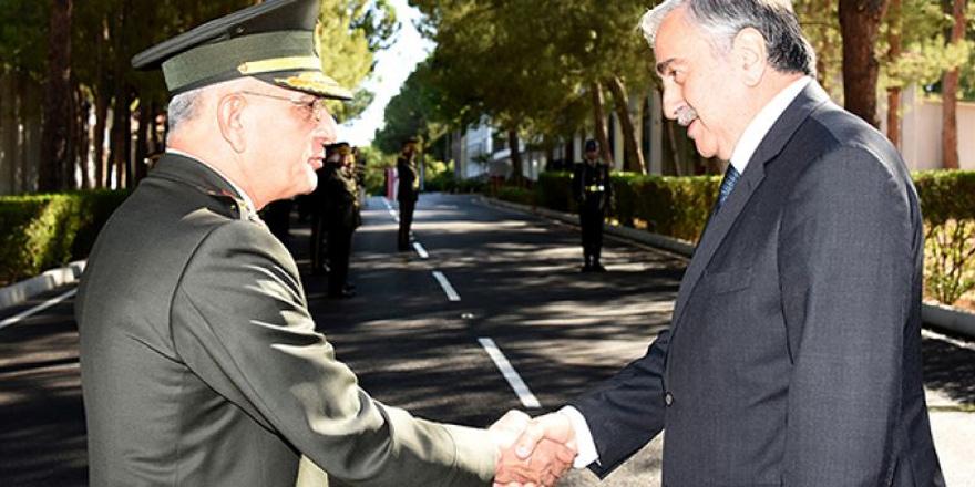 'Barış Kuvvetleri' komutanı emekliğe sevk edildi