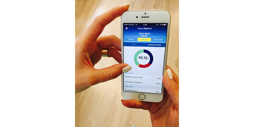 'Cep Hesabım' ile dijital değişim