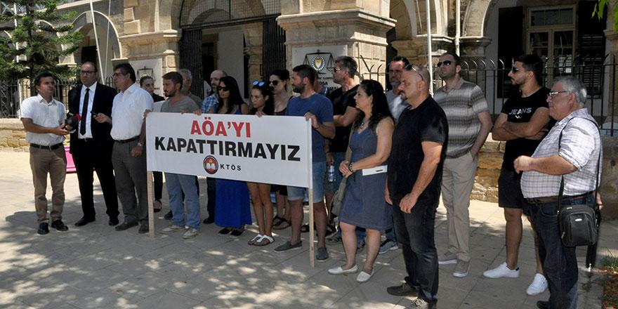 Protokol, Yüksek İdare Mahkemesi'ne taşındı