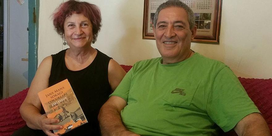 """Zeki Erkut'un """"Jans Mans Sokağı Çocukları"""" isimli romanı çıktı"""