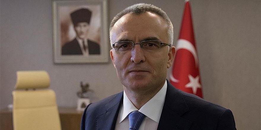 TC Maliye Bakanı Naci Ağbal geliyor