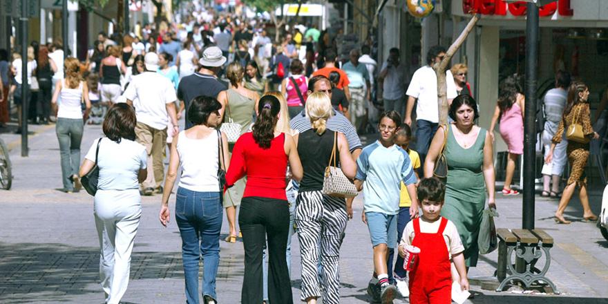 2050'de nüfus 1 milyon!