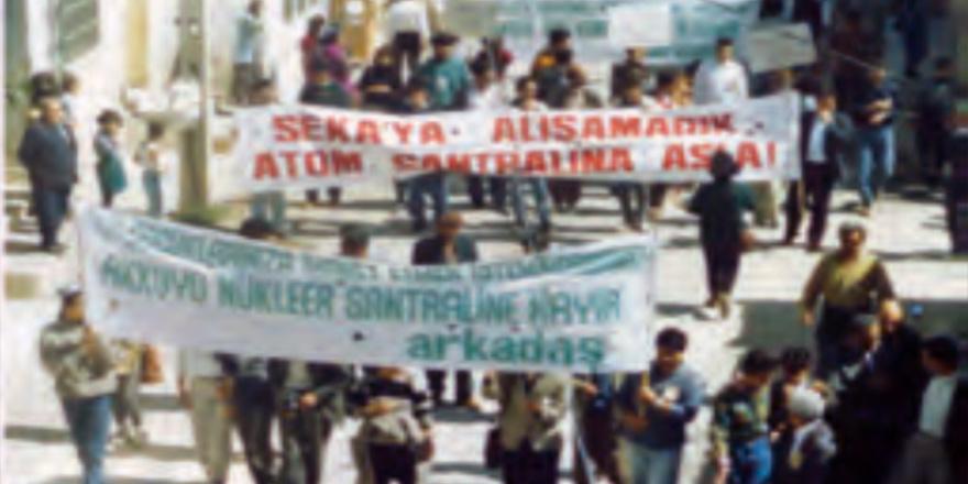 Akkuyu'da Nükleer Karşıtı Mücadelenin Tarihi
