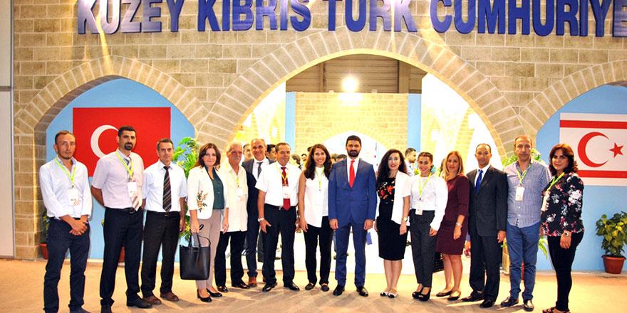 10 firma, İzmir Fuarı'nda…