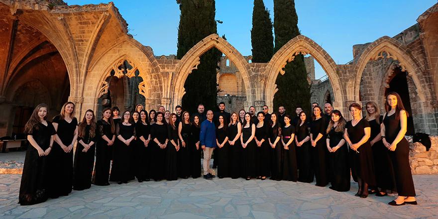 Otello Çoksesli Koro, Ohrid Korolar Festivali'ne katılıyor.