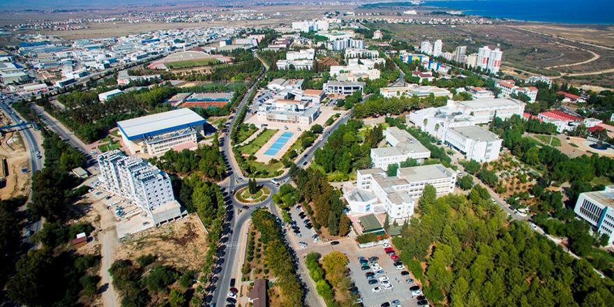 DAÜ, Times Higher Education listesinde