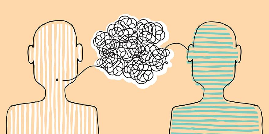 İletişim bir beceridir ve dileyen herkes bu yetisini geliştirebilir...