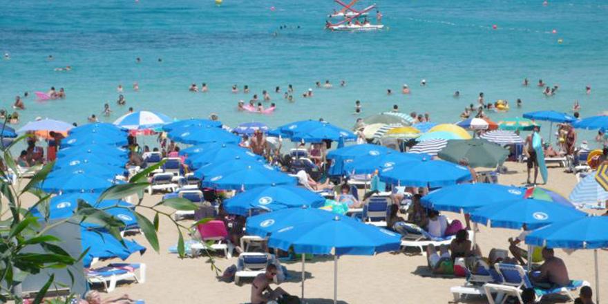 Güney 600 bin turist bekliyor