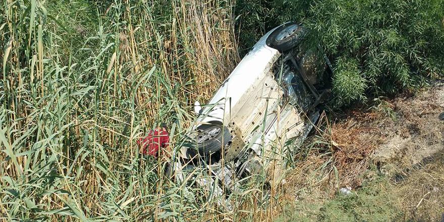 Bayramda kazalar hız kesmedi