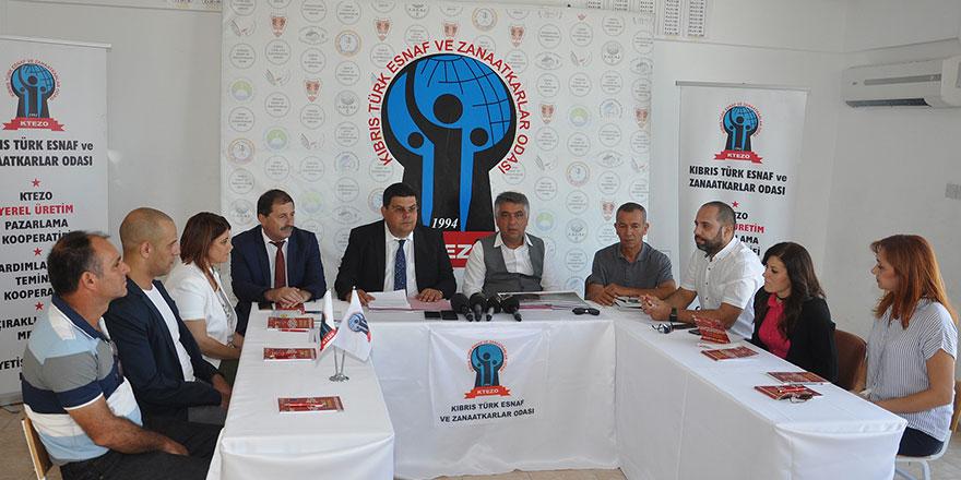 Eğitim Bakanlığı ile KTEZO arasında protokol imzalandı