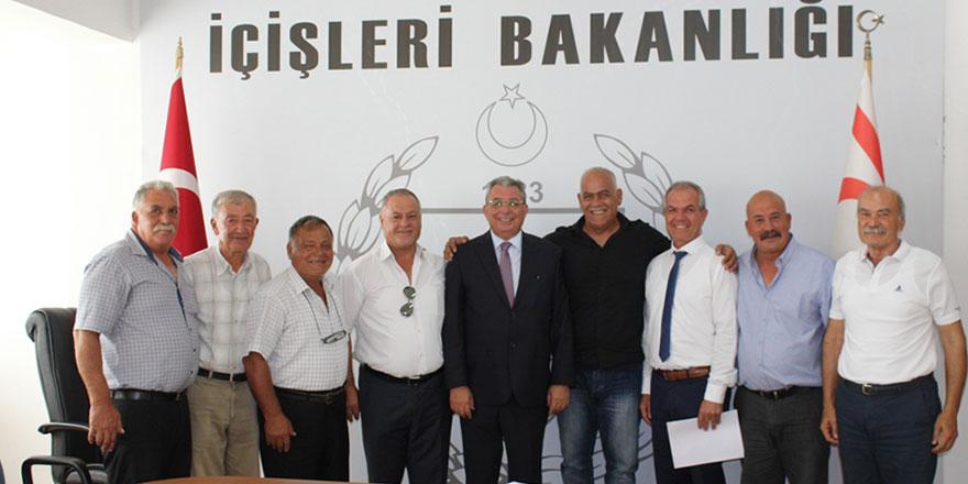 Aydınköy Şehitliği için protolkol imzalandı