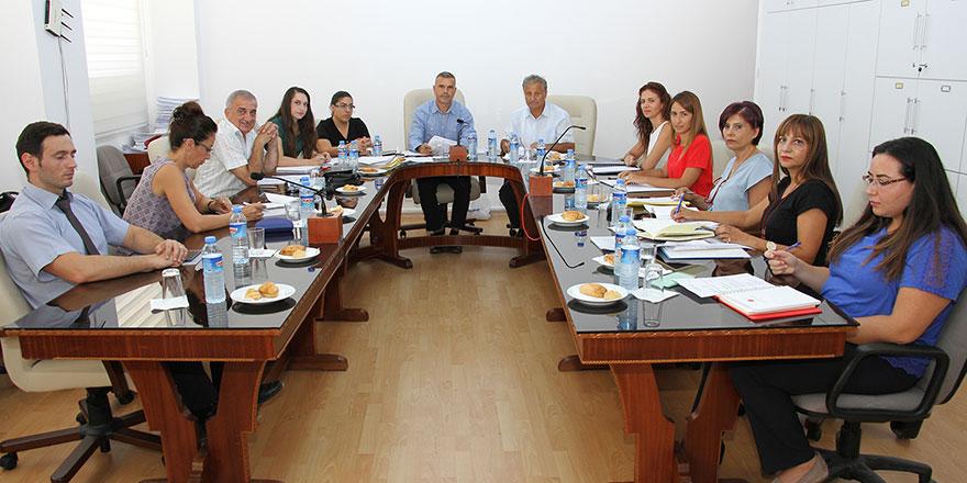 Sayıştay komitesi toplandı