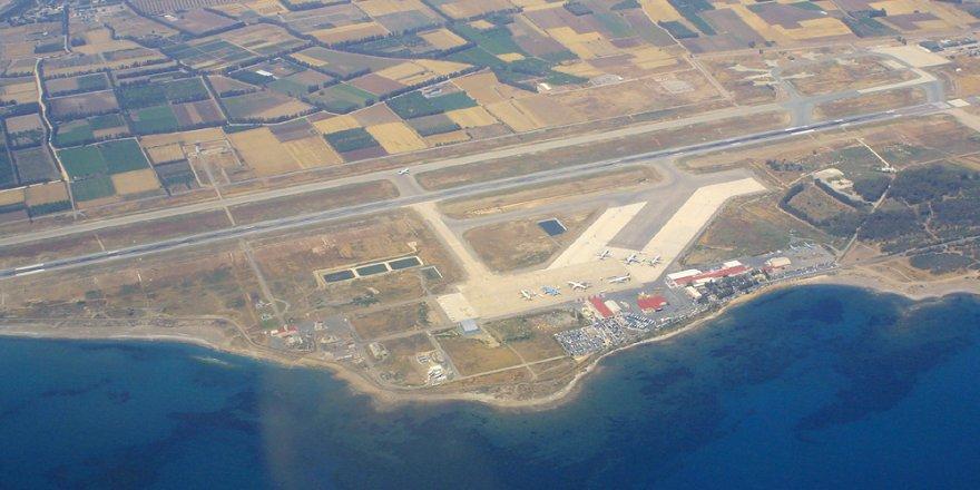 K.Türkler, askeri havaalanındaki araziyi talep etti
