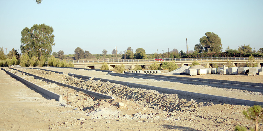 Üner Berkalp'a çağdaş park yeri