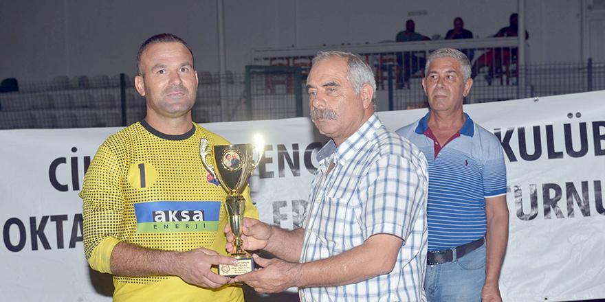 Erülkü Turnuvası'nın galibi Y.Boğaziçi