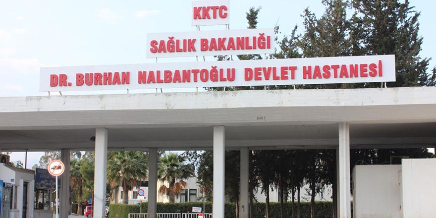 Lefkoşa Devlet Hastanesi telefonlarının tamiratı sürüyor
