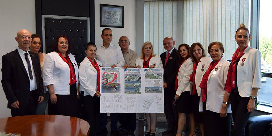 Engelsiz Park Yapımı Projesi için imzalar atıldı