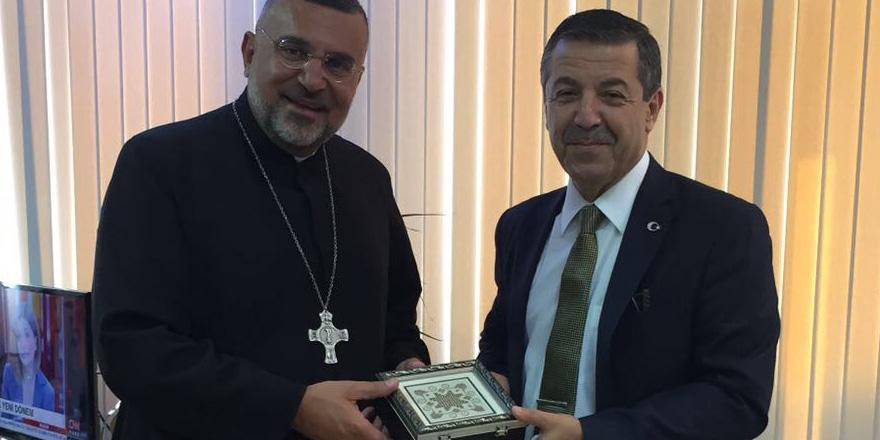 Maronit papazla buluştu