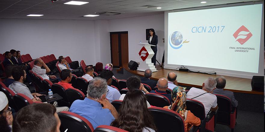 9. CICN 2017 Konferansı başladı