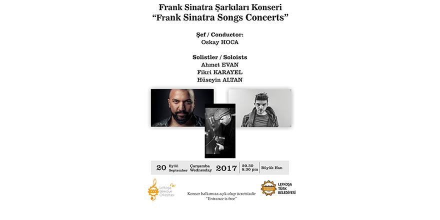 LBO'dan Frank Sinatra Şarkları konseri