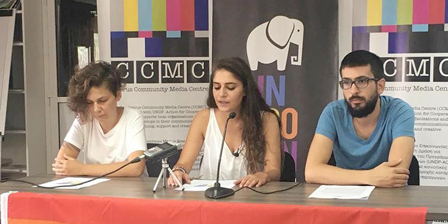 """""""Konuşulmayan Projesi""""nin medyaya yönelik çalıştay serisi tamamlandı"""