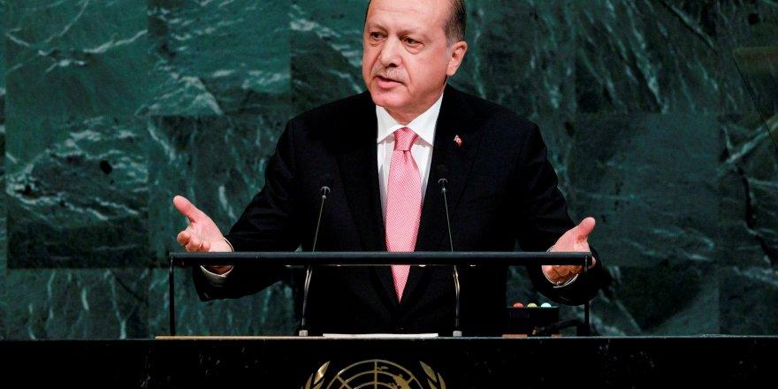 """Erdoğan: """"Kıbrıslı Türklerin haklarına saygı duyan tekliflere açığız"""""""