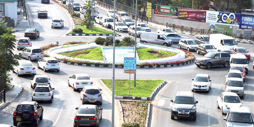 'Trafikte 42 bin araç ruhsatsız'