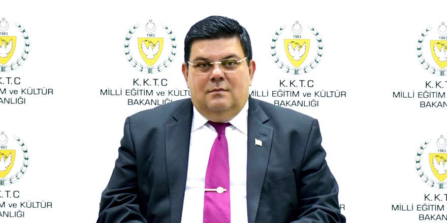 UBP Girne İlçe Başkanı Berova oldu