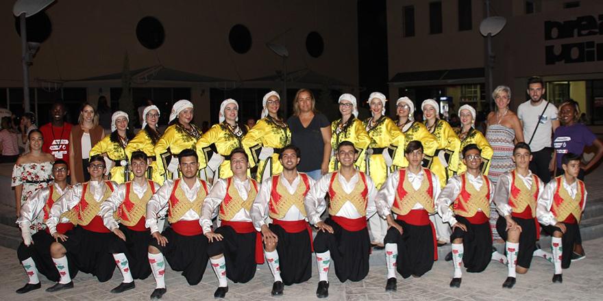 UKÜ'de Kıbrıs Gecesi düzenlendi