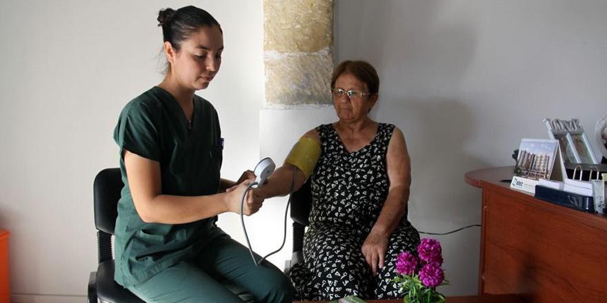 İskele'de yeni sağlık birimi binası hizmete başladı