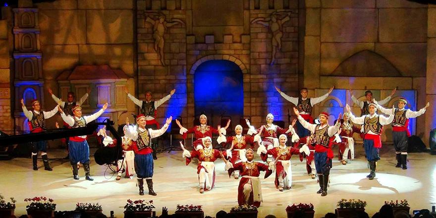 Devlet Halk Dansları eğitmenlerine 640 TL