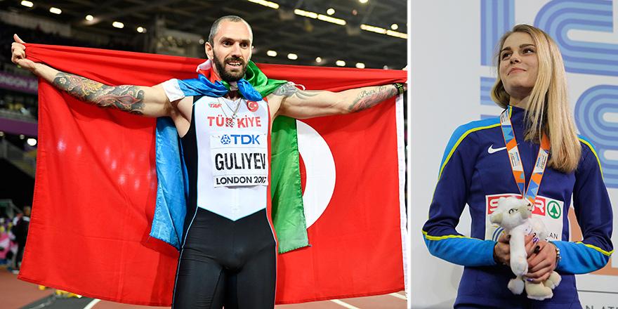 Atletizmde uluslararası yarış