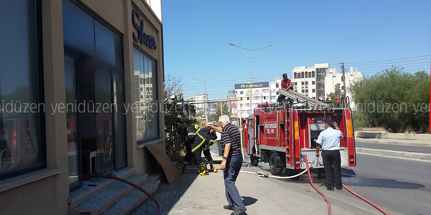 Orhan Shevket &Sons Ltd deposu yandı!