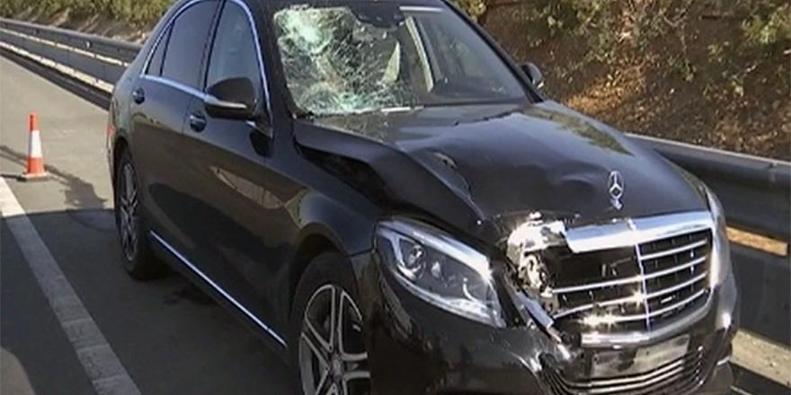 Lefkoşa - Limasol anayolunda feci kaza: 1 ölü, 1 tutuklu!