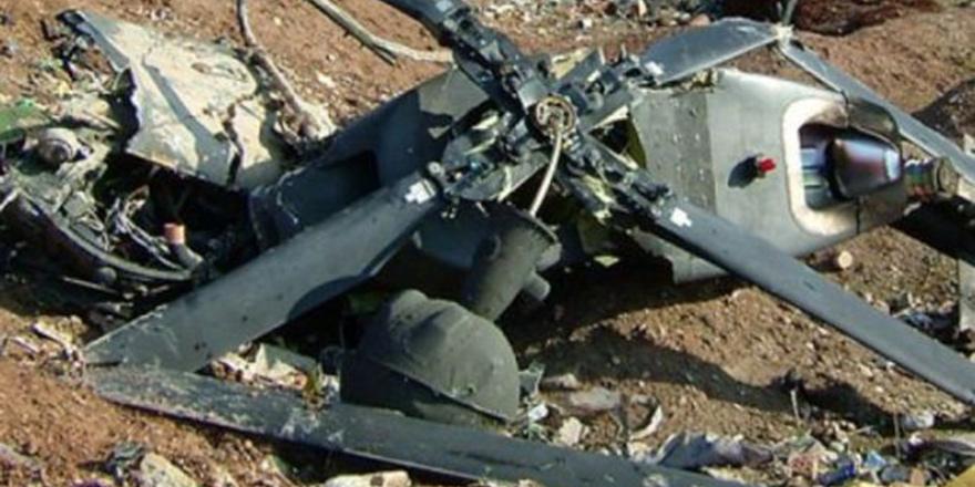 Meksika'da helikopter kazası meydana geldi