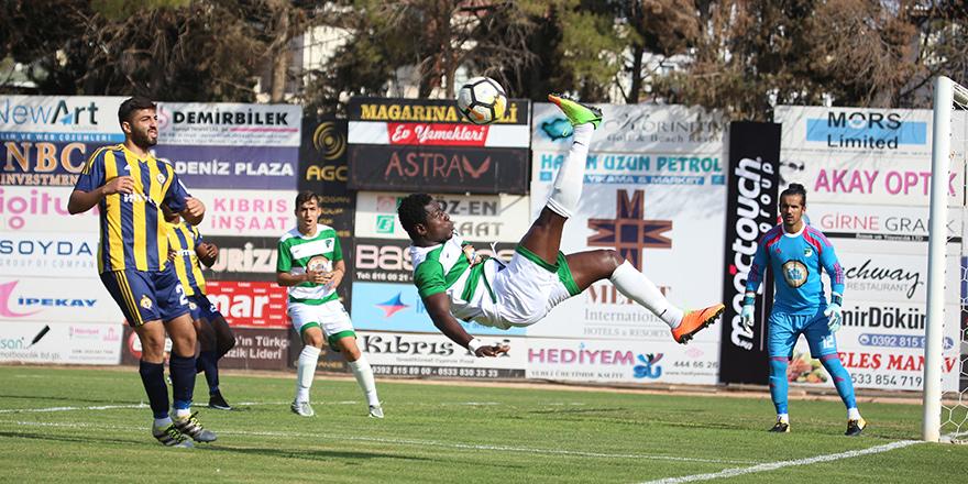 Girne'de Doğan'ın günü: 2-0