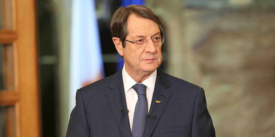 Anastasiadis'ten dönüşümlü başkanlığa ön şart…